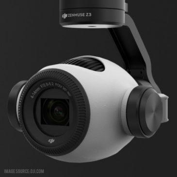 Aerial Zoom Camera