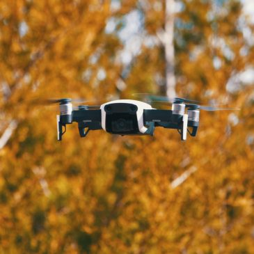 Can Drones Fly Indoors?